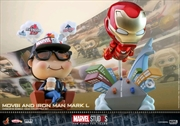 Marvel Studios - Movbi & Iron Man Mark L Cosbaby Set