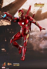 "Avengers 3: Infinity War - Iron Man Diecast12"" 1:6 Scale Action Figure"