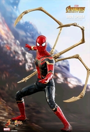 """Avengers 3: Infinity War - Iron Spider 12"""" 1:6 Scale Action Figure"""
