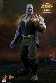 "Avengers 3: Infinity War - Thanos 12"" 1:6 Scale Action Figure"