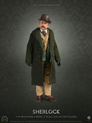 "Sherlock - Dr John Watson (The Abominable Bride) 12"" 1:6 Scale Action Figure 