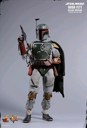 "Star Wars - Boba Fett Deluxe 12"" 1:6 Scale Action Figure"