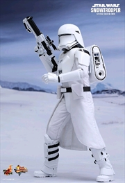 "Star Wars - Snowtrooper Episode VII The Force Awakens 12"" 1:6 Scale Action Figure 