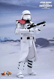 "Star Wars - Snowtrooper Officer Episode VII The Force Awakens 12"" 1:6 Scale Action Figure 