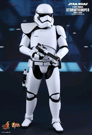 "Star Wars - Stormtrooper Squad Leader Episode VII The Force Awakens 12"" 1:6 Scale Action Figure 