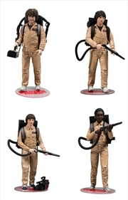 Stranger Things - Ghostbusters Deluxe Action Figure 4-pack | Merchandise