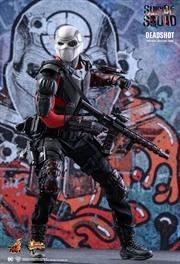 """Suicide Squad - Deadshot 12"""" 1:6 Scale Action Figure"""