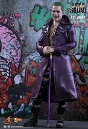"Suicide Squad - Joker Purple Coat 12"" 1:6 Scale Action Figure 