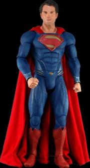Superman: Man of Steel 1:4 Scale Action Figure