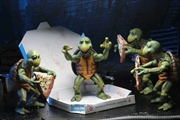 Teenage Mutant Ninja Turtles (1990) - Baby Turtles 1:4 Scale Action Figure Set | Merchandise