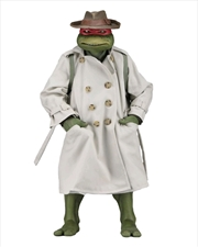 Teenage Mutant Ninja Turtles (1990) - Raphael in Disguise 1:4 Scale Action Figure