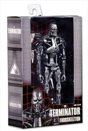 "Terminator - 7"" T-800 Endoskeleton Action Figure | Merchandise"