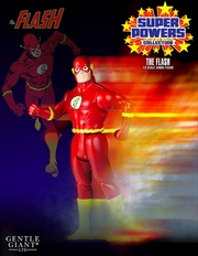 "The Flash - Super Powers 1:6 Scale 12"" Jumbo Kenner Action Figure 