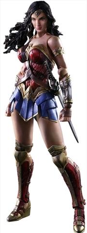 Wonder Woman Movie - Play Arts Action Figure | Merchandise
