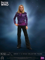 """Doctor Who - Rose Tyler Series 4 12"""" 1:6 Scale Action Figure 