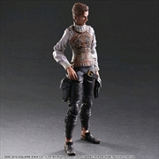 Final Fantasy XII - Balthier Play Arts Action Figure | Merchandise