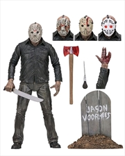 """Friday the 13th Part 5 - Jason Dream Sequence 7"""" Action Figure 