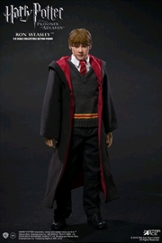 "Harry Potter - Ron Weasley Teen 12"" 1:6 Scale Action Figure"