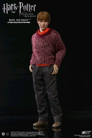 "Harry Potter - Ron Weasley Teen Deluxe 12"" 1:6 Scale Action Figure"