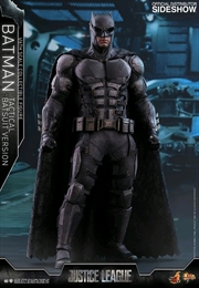 "Justice League Movie - Batman Tactical Batsuit 12"" 1:6 Scale Action Figure"