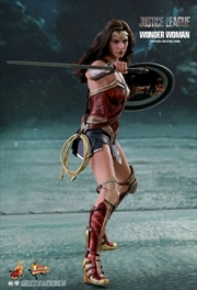 "Justice League Movie - Wonder Woman 12"" 1:6 Scale Action Figure"