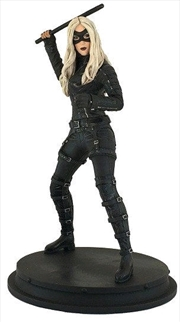 Arrow - Black Canary Statue Paperweight