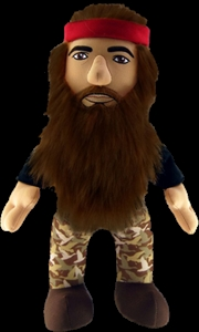 """Duck Dynasty - 24"""" Willie Plush with Sound   Toy"""