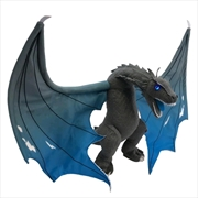 Game of Thrones - Icy Viserion Dragon with Light Up Eyes Jumbo Plush | Toy