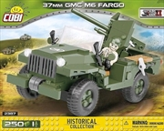 World War II - 250 Piece 37mm GMC M6 Fargo | Miscellaneous