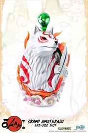 Okami - Amaterasu Life-Size Bust