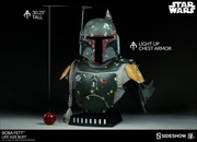 Star Wars - Boba Fett Life-Size Bust | Merchandise