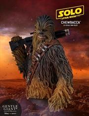 Star Wars: Solo - Chewbacca Mini Bust