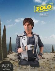 Star Wars: Solo - Han Solo Corellia Mini Bust