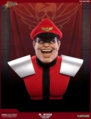 Street Fighter - M. Bison Life-Size Bust