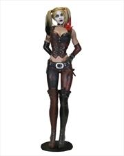 Batman: Arkham City - Harley Quinn 1:1 Foam Replica