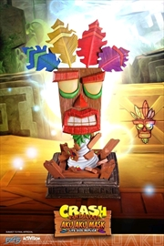 Crash Bandicoot - Aku Aku 1:1 Replica Mask