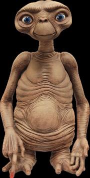 E.T. - Stunt Puppet Replica