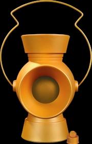 Green Lantern - Yellow Power Battery Replica | Collectable