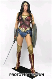 Wonder Woman Movie - Wonder Woman Life-Size Foam Replica
