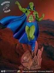DC Comics - Martian Manhunter Super Powers Maquette