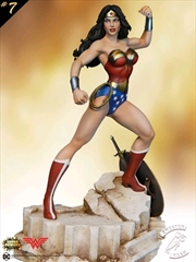 Wonder Woman - Super Powers Wonder Woman Maquette