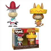 Hanna Barbera - QuickDraw Baba Looey SDCC 2018 US Exclusive Vynl. [RS]