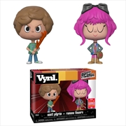 Scott Pilgrim - Scott & Ramona SDCC 2018 US Exclusive Vynl. [RS] | Merchandise