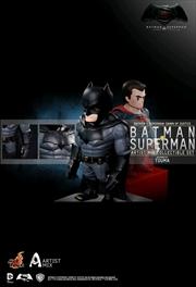 Batman v Superman: Dawn of Justice - Batman Artist Mix Bobble Head