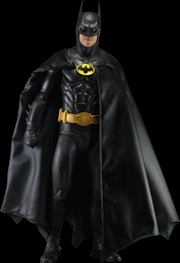 Batman: 1989 - Michael Keaton 1:4 Scale Figure | Merchandise