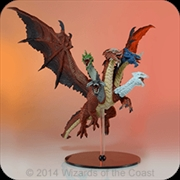 Dungeons & Dragons - Icons of the Realms Tiamat Figure | Merchandise