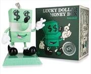 Kidrobot - Lucky Dollar Money Box Medium Figure
