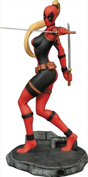 "Marvel Gallery - Lady Deadpool 9"" PVC Statue"
