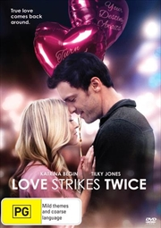 Love Strikes Twice | DVD