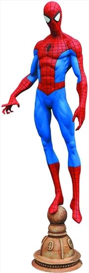 Spider-Man - Spider-Man PVC Gallery Statue | Merchandise